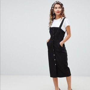 ASOS Bershka Black Dress